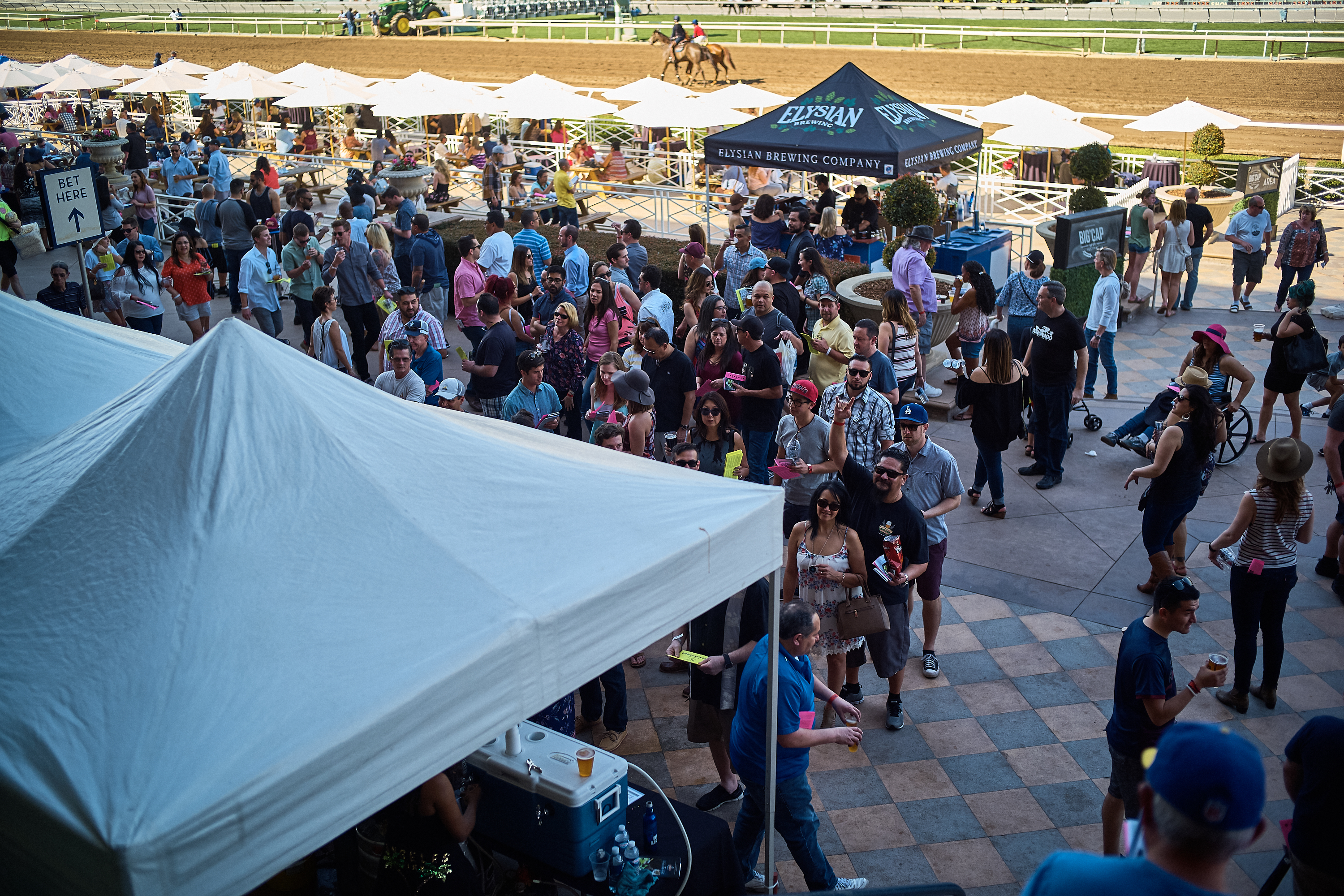 Santa Anita Featured Events