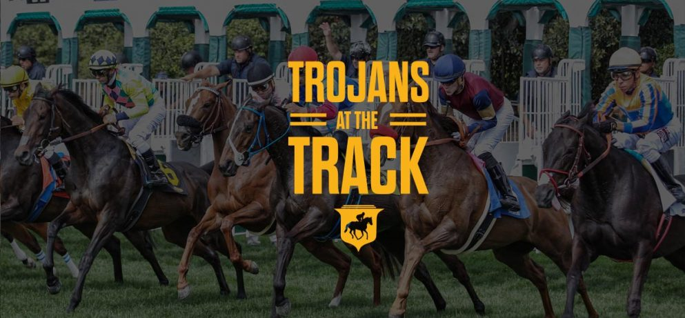 Trojans at the Track