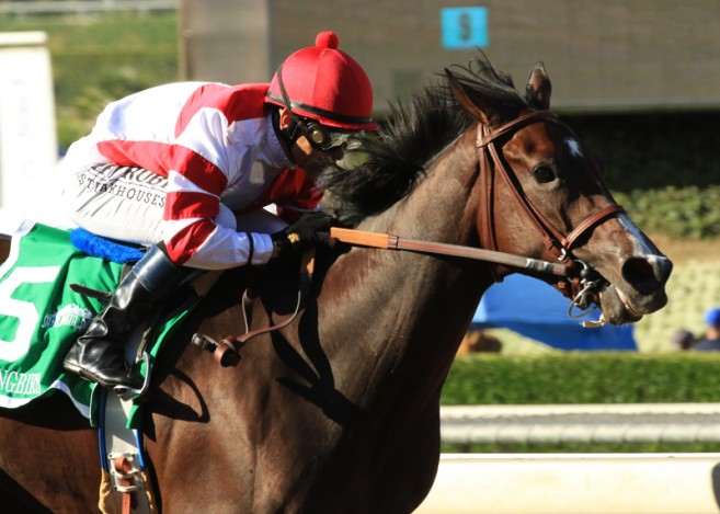 Undefeated Breeders Cup Champion Filly Songbird To Work