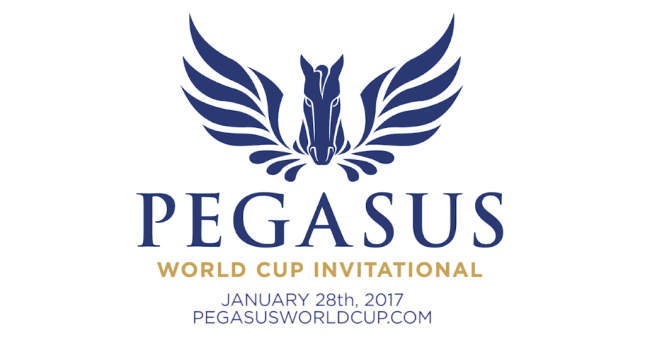 Pegasus World Cup Invitational at Gulfstream Park - Santa Anita Park