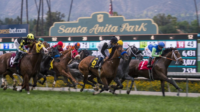 Santa Anita To Offer Popular 2017 Wall Calendar And Much