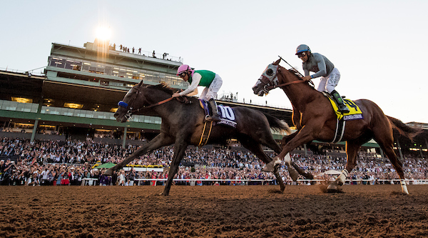 2016 Breeders Cup World Championships Day 2 Santa