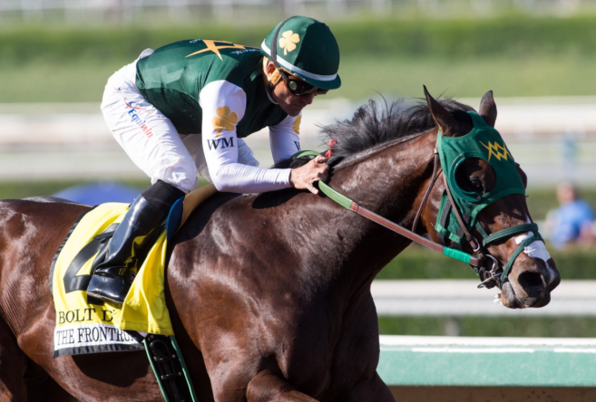 Bolt D Oro Stamps Himself A List Juvenile With Rousing 7 190
