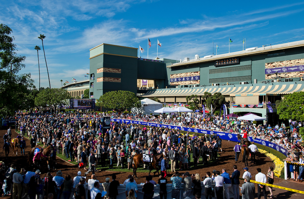 Santa Anita Park To Offer Free Parking And General
