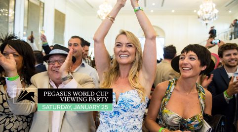 Pegasus World Cup Viewing Party