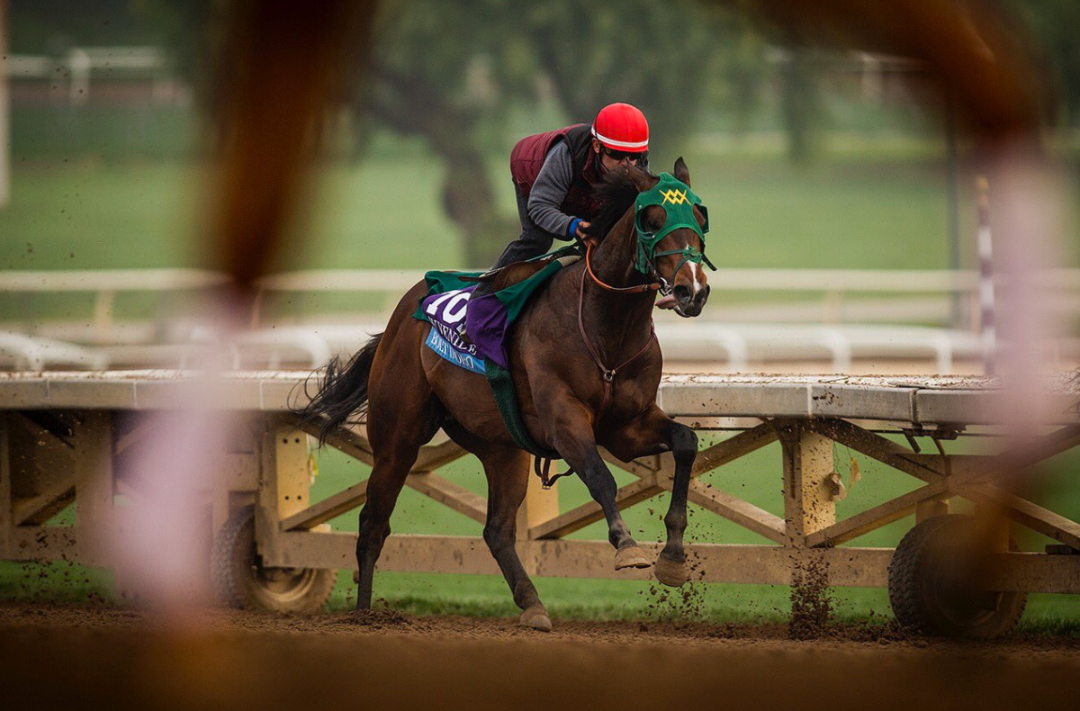 Stable Notes By Ed Golden Sunday April 1 2018 Santa