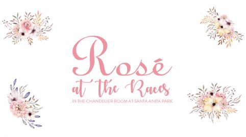 Rosé at the Races