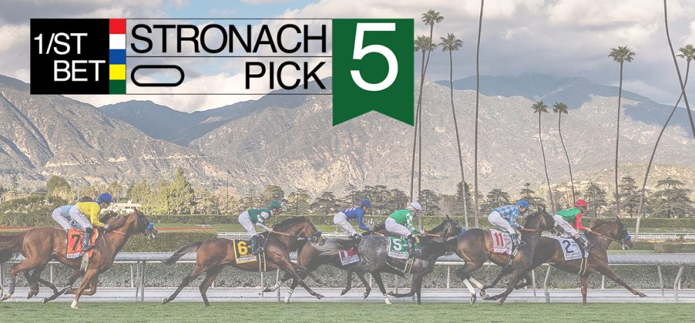 The Stronach Pick 5