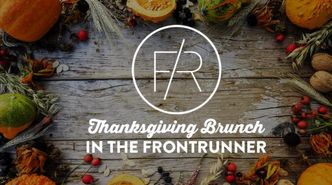 Thanksgiving Brunch in the FrontRunner