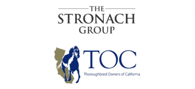 5ec9748602f THE STRONACH GROUP   THOROUGHBRED OWNERS OF CALIFORNIA REACH HISTORIC  AGREEMENT TO IMPROVE HORSE SAFETY