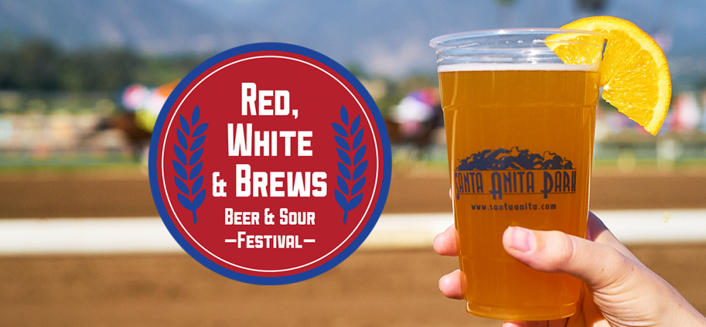 Red, White & Brews: Beer & Sour Festival
