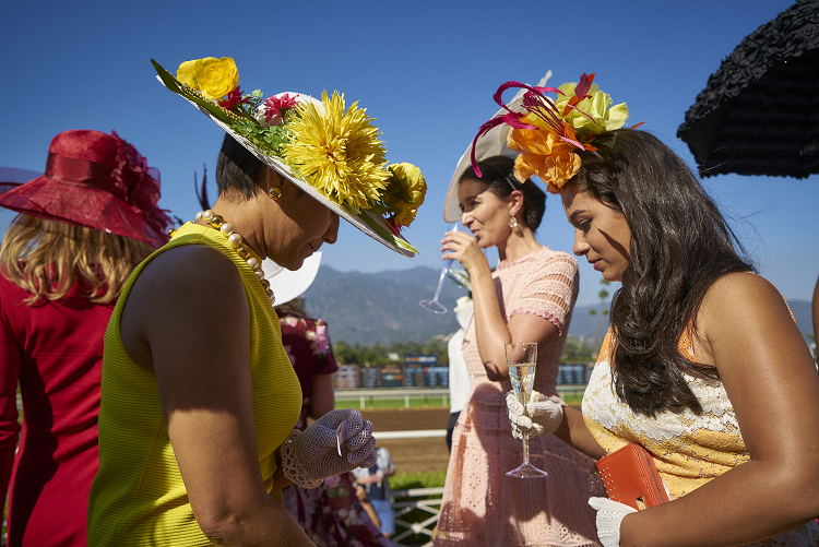 Kentucky Derby Day At Santa Anita On Saturday To Offer