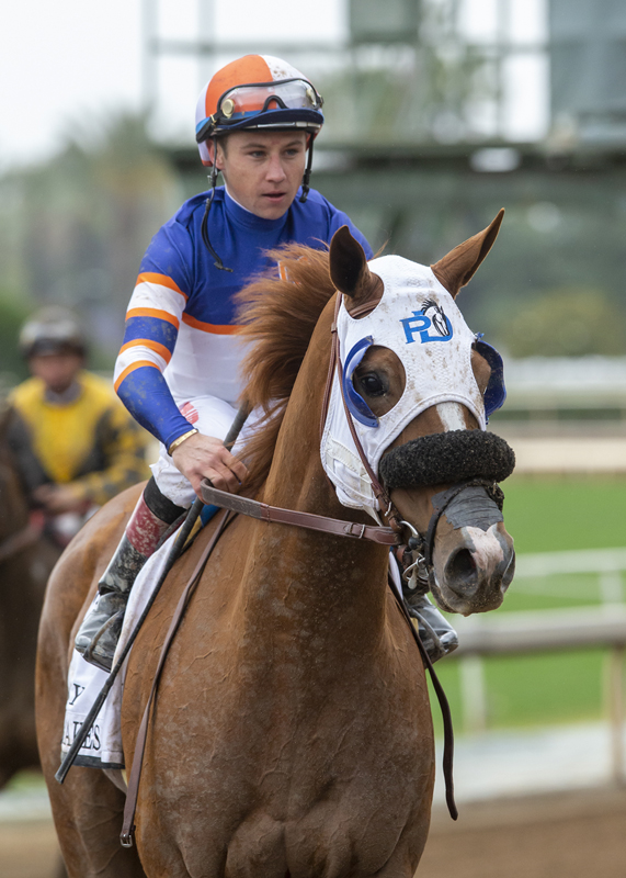 For Three Quarters Of California >> California Bred S Y Sky Rallies To Take 200 000 Monrovia Stakes By