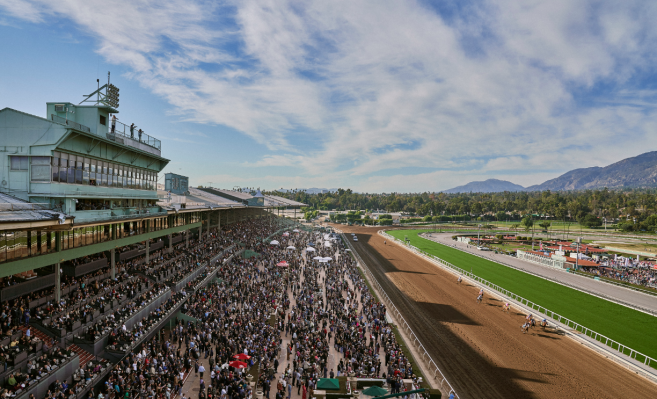Santa Anita Autumn Stakes Schedule Unveiled In Advance Of