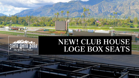 New! Club House Loge Box Seats
