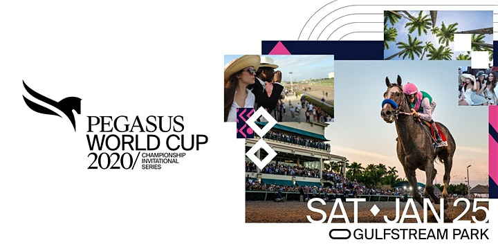 2020 Pegasus World Cup Championship Invitational Series