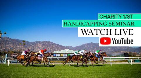 Charity 1/ST Handicapping Challenge