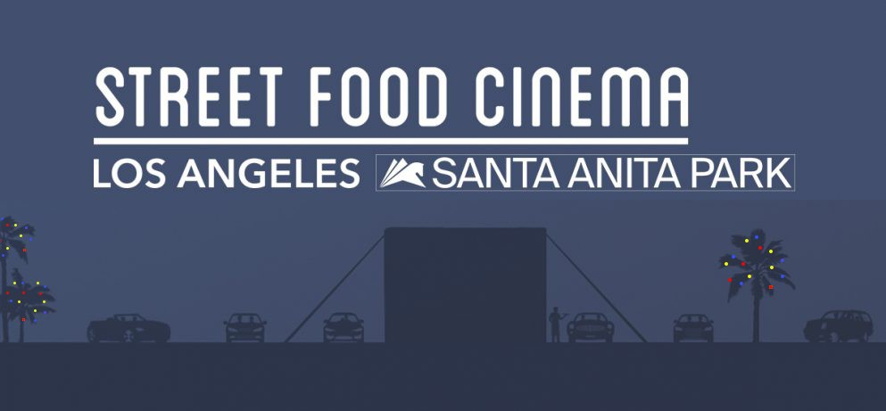 Drive In Holiday Movies at Santa Anita Park