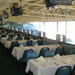 Club House Luncheon Terraces