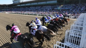 SANTA ANITA PARK SEEKING BREEDERS' CUP VOLUNTEERS;  GREAT RACE PLACE TO HOST TWO DAY WORLD CHAMPIONSHIPS ON OCT. 31 & NOV. 1