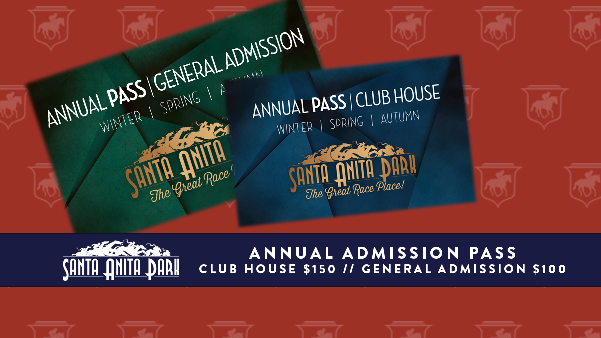 Annual Club House Passes