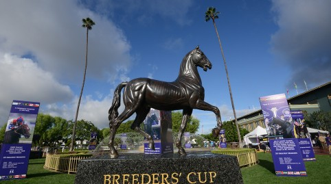 The 2016 Breeders' Cup World Championships