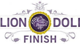 MILLION DOLLAR FINISH GIVES FANS A CHANCE TO WIN $1 MILLION ON BREEDERS' CUP CLASSIC