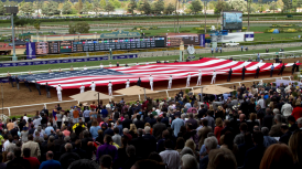 SANTA ANITA'S 25-DAY AUTUMN MEET FINISHES STRONG AS TWO-DAY BREEDERS' CUP GENERATES TREMENDOUS NATIONAL & INTERNATIONAL INTEREST