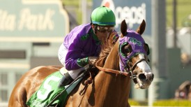 California Chrome deb 1