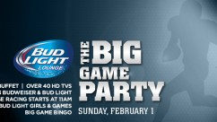 The Big Game Party at Santa Anita