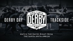 Derby Day Trackside Package