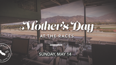 Mother's Day Brunch at the Races
