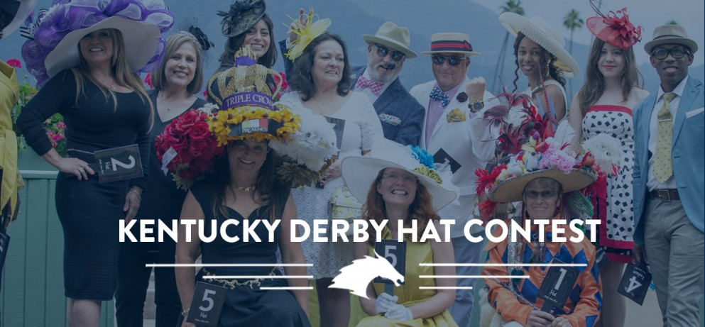 Kentucky Derby Hat Contest Santa Anita Park