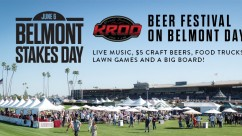 KROQ Beer Festival on Belmont Stakes Day