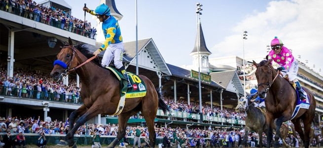 american pharoah derbyimage1