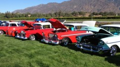 Road Kings of Burbank Car Show