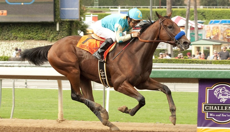 Breeders' Cup Win & You're In Day