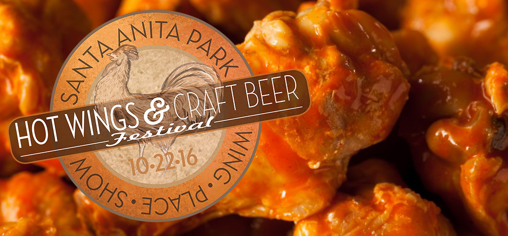 Hot Wings And Craft Beer Festival Santa Anita Park