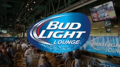 Premium Bud Light Lounge