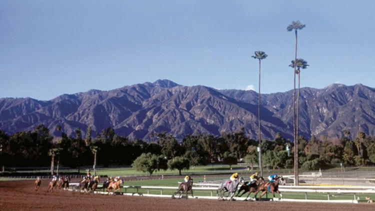 Santa Anita Featured By Time Out Los Angeles Santa