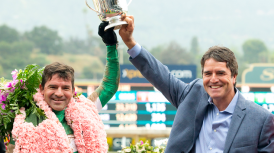 desormeaux brothers celebrate sa derby