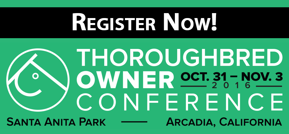 THOROUGHBRED OWNER CONFERENCE