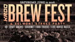 KROQ Brewfest & Belmont Stakes Party