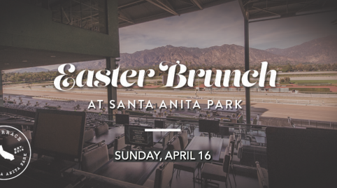 Easter Brunch at the Races