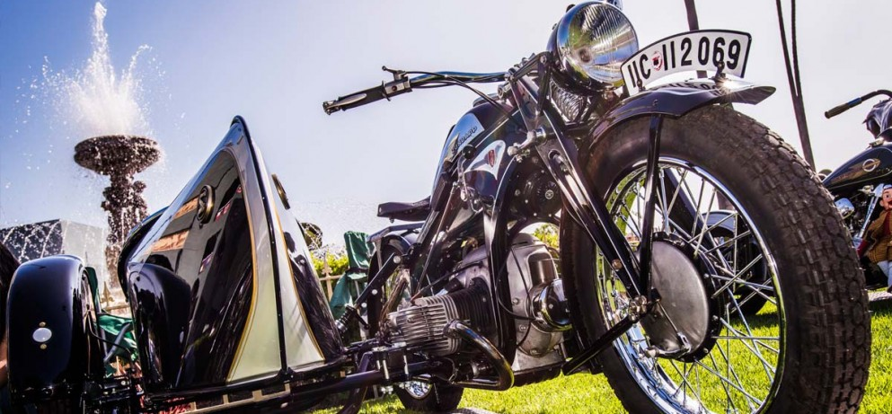 The Californian Vintage Motorcycle Show