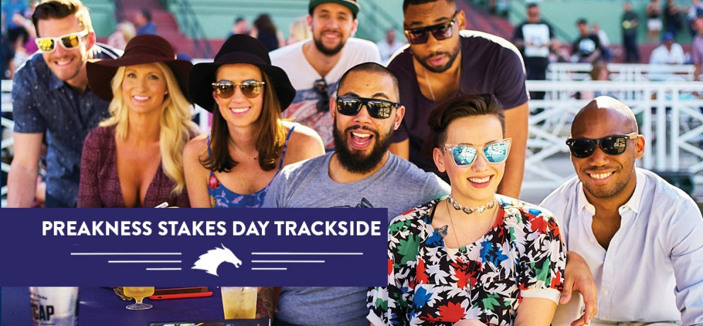 Preakness Trackside Package