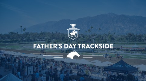 Father's Day Trackside Package