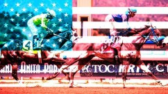 Memorial Day Charity Trackside