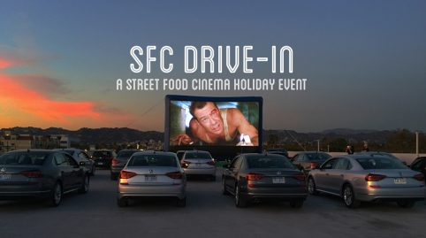 Street Food Cinema Drive-In: Die Hard