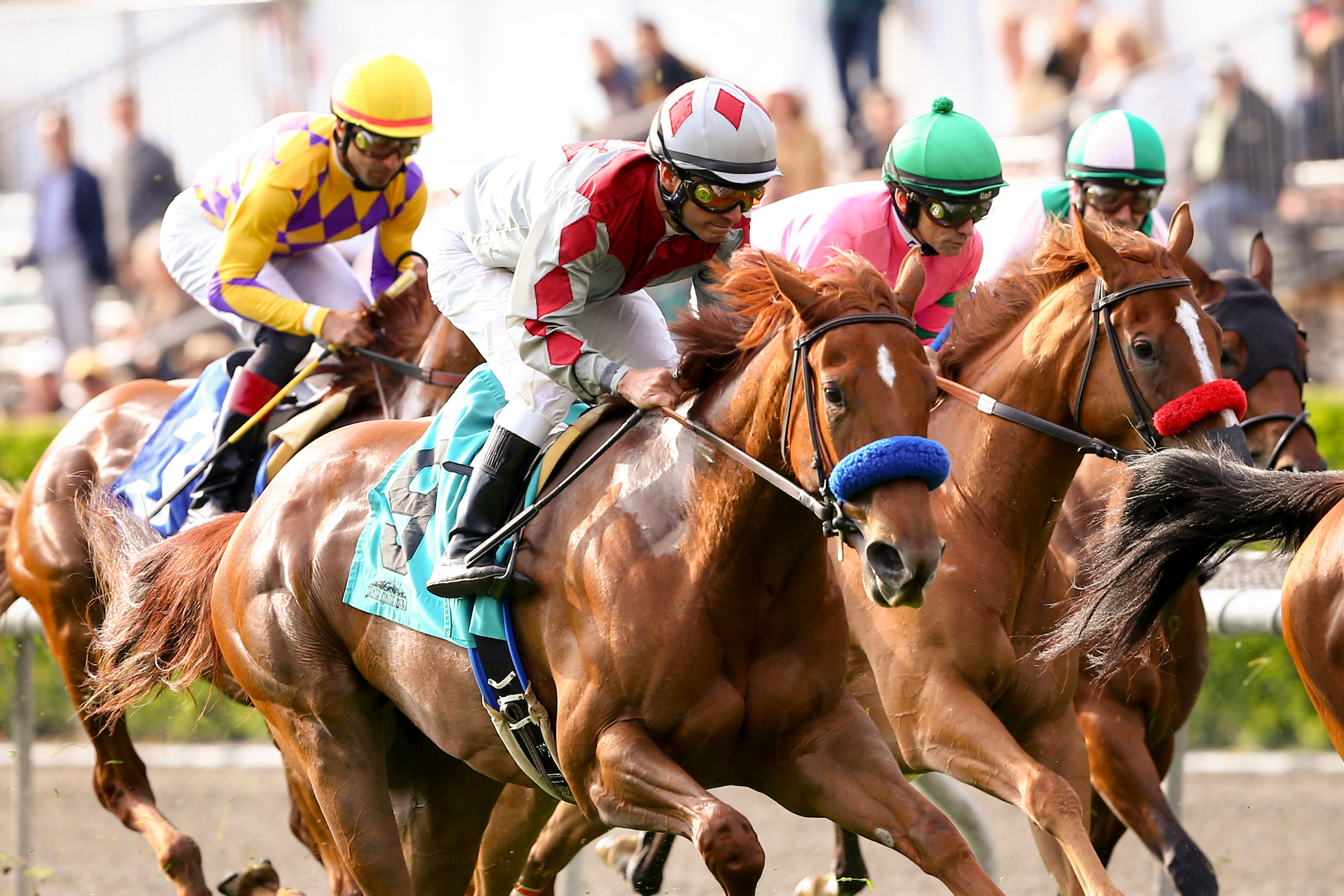 Pick Six Carryover Of 95 855 Into Friday At Santa Anita